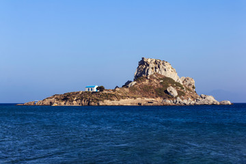 Kastri small island, Kos Greece