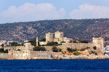 Castle of Saint Peter in Bodrum, Turkey