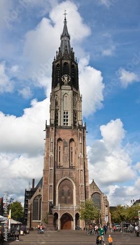 Nieuw Kerk in Delft