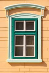Window in Sibiu, Romania