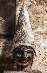 neapolitan mask