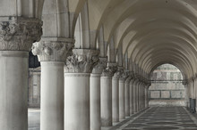 Palais des Doges, place Saint-Marc, Venise, Italie