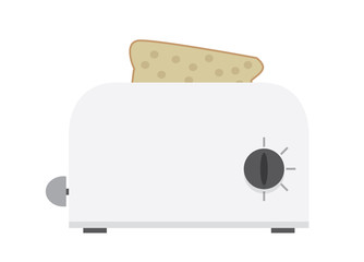 toaster vector illustration