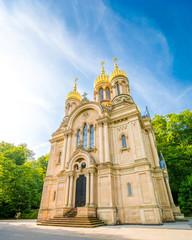 Russisch Orthodoxe Kirche, Wiesbaden