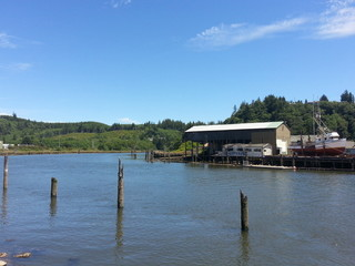 Hoquiam River Shipyard