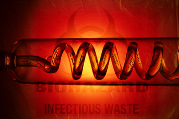 Bio-Hazard Infectious Waste & Friedrich's Horz