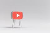 Телевизор YouTube