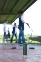 shooting range outdoor