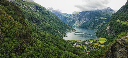 Norwegian Fjord 4