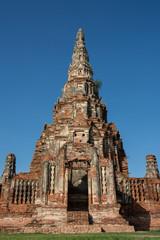 Chai Wattanaram Temple, Ayuddhaya, Thailand