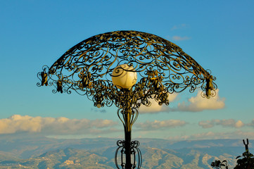 Lantern in Messina