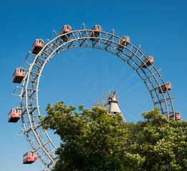 Riesenrad in Wien