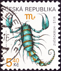 Scorpio (Czech Republic 1998)