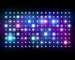 Nightclub Background. Abstract Lights
