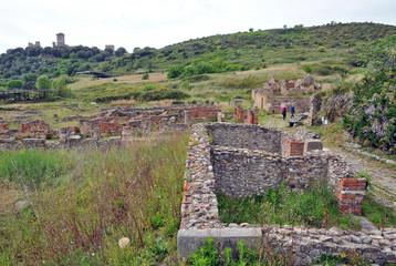 Le Rovine romane di Velia, Ascea - Cilento