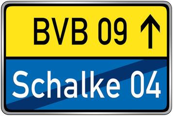 BVB->Schalke