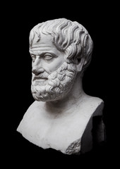 Aristotle Sculpture