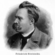 Постер, плакат: Friedrich Wilhelm Nietzsche