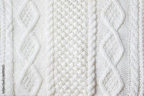 Papiers peints Tissu knitted fabric texture