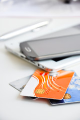 Payment via smartphone or mobile device