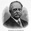 ������, ������: Hermann Ludwig Ferdinand von Helmholtz