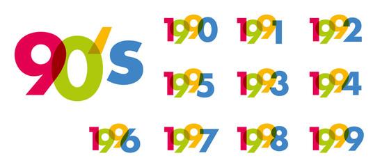 ANNEES 90