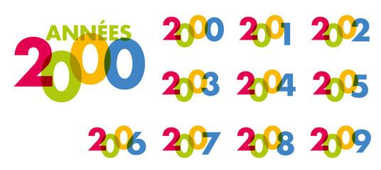 ANNEES 2000