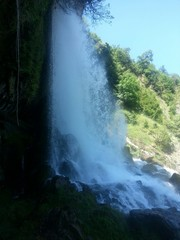 Waterfall Albania Sotire Gramsh