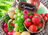 Obst und Gemüse - Regional
