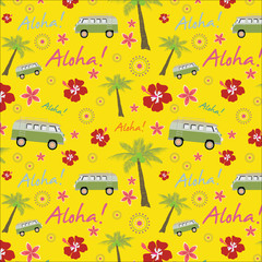 Hawaiian Vacation Pattern