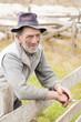 Old Shepherd Man