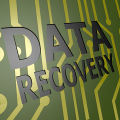 PCB Board with data recovery