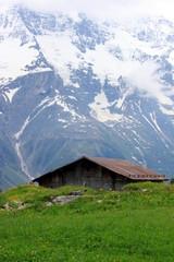 Architektur der Berge
