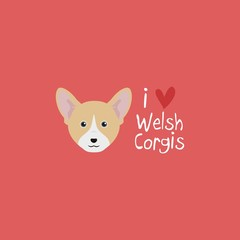I Love Welsh Corgis