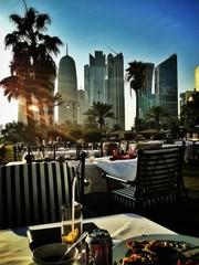 Descanso en Doha