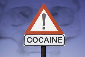 attention cocaine