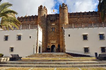 Palacio Duques de Feria, Zafra, Extremadura, España
