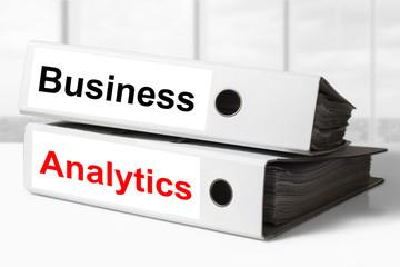 stack office binders business analytics
