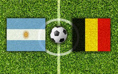Arjantin ve Belçika