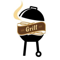 Grill design.
