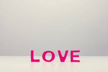 Romantic concept