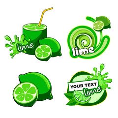 lime labels