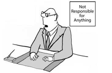 Not Responsible for Anything