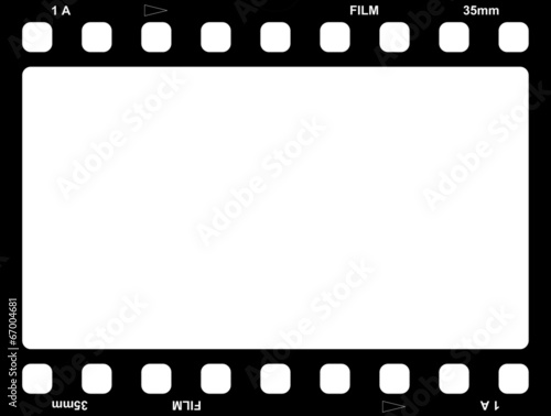 canvas print picture Filmstreifen