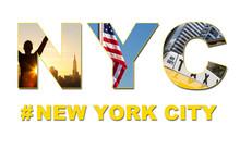 Fototapete - New York City Taxi Cab Tourist Travel