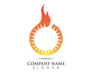 Fire Logo 6