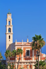 St. Peter Church in Jaffa Israel
