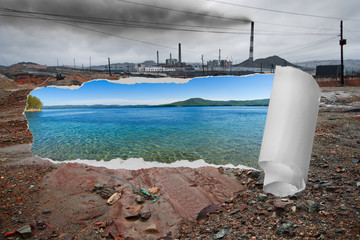 ecology pollution