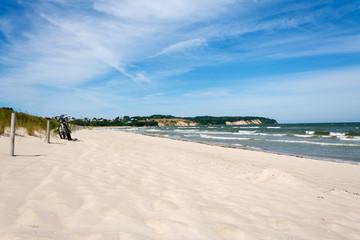Beach near Goehren, Rugia