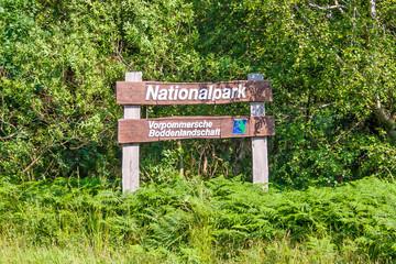 Nationalpark Vorpommersche Boddenlandschaft